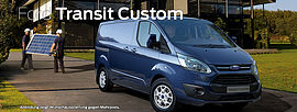 Gewerbewochen - Ford Transit Custom Kastenwagen City Light
